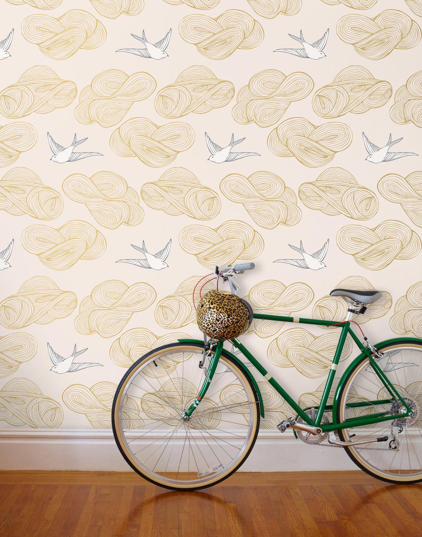 Daydream (Blush), Roll | Daydream, Wallpaper and Modern wallpaper