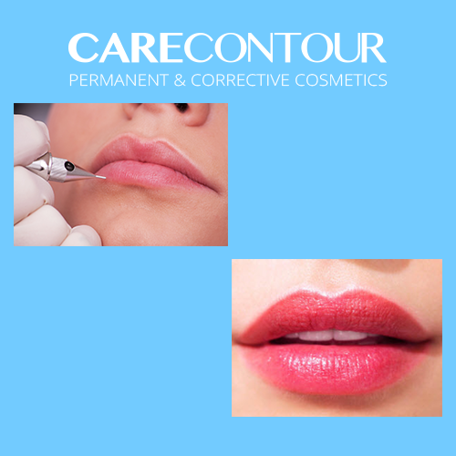 permanent lip makeup,semi permanent makeup Permanent