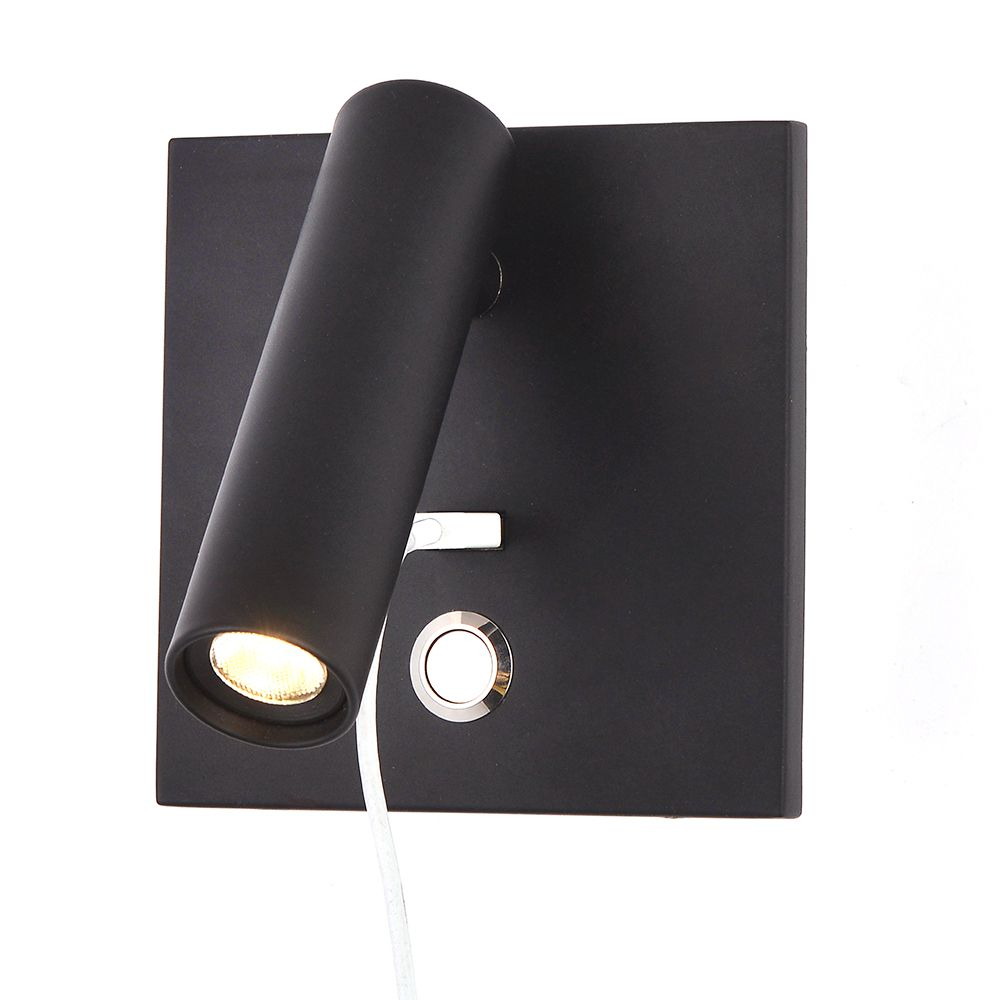 Usb Bed Reading Light Wall Light With Switch Led Wall Lights Bedside Wall Lamp