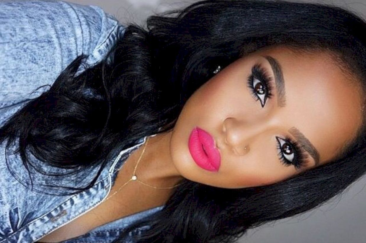 Photo of 47 Cute Pink Lipstick Makeup Ideas To Try – fashionssories.com