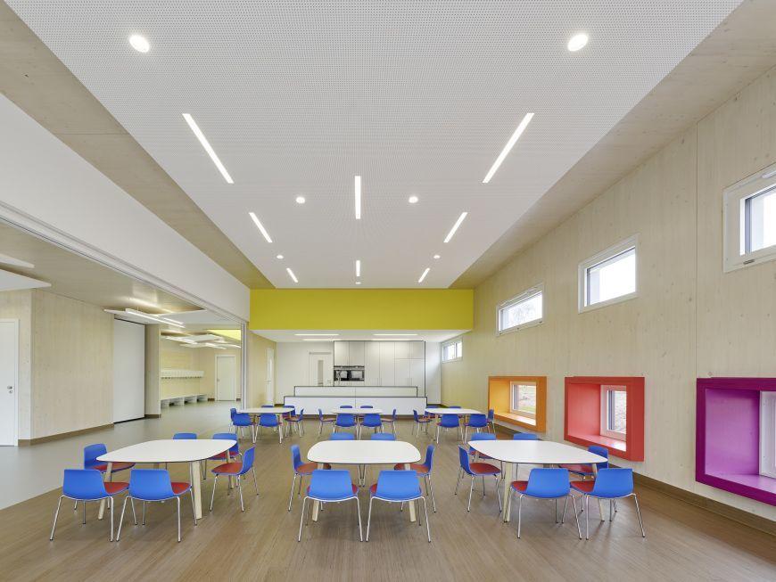 Speisesaal mit Küche - Kita am Forum   Kindergarten   Pinterest ...