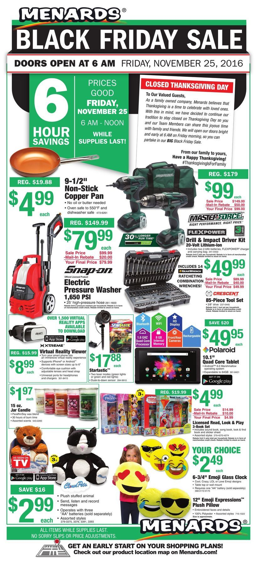 Pin By Nick W On Black Friday Ads Amp Deals Menards Black