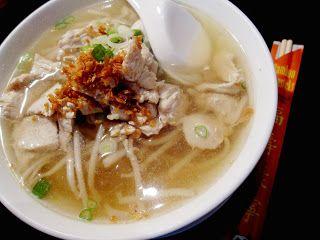 Thai Chilli Chicken Noodle Soup