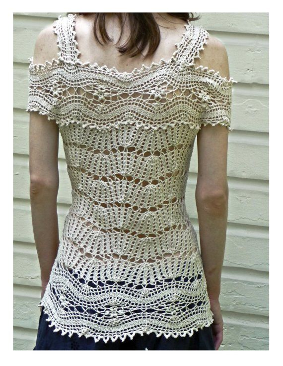 Crochet Lace Top Products Lace Tops Lace Crochet Lace