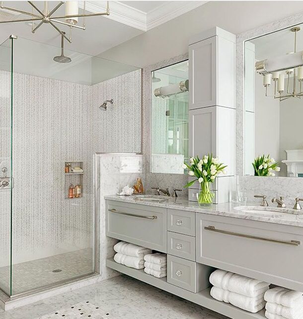 hamptons style bathroom bathroom renovation ideas pinterest hampton style bathrooms guest. Black Bedroom Furniture Sets. Home Design Ideas