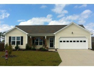 Immaculate Home for Sale in Holly Ridge, NC!!!  $164,900