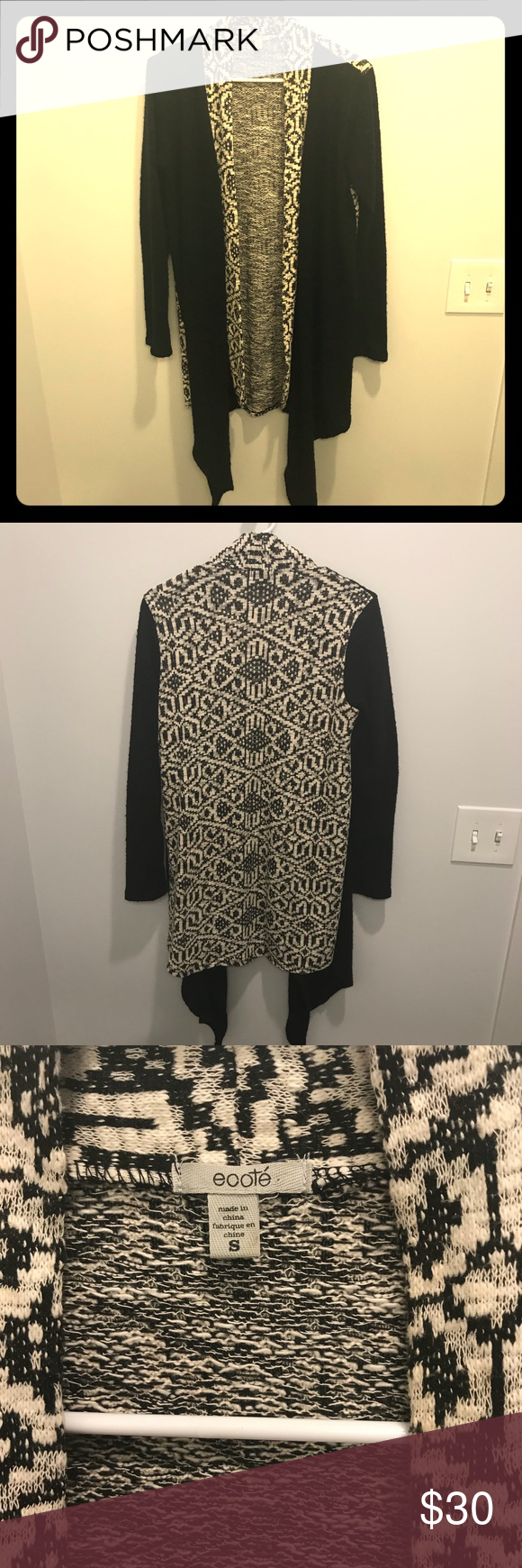 Urban Outfitter - Long cardigan - Size S | Long cardigan, Urban ...