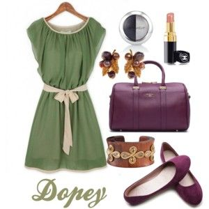 Dopey  | Disney Inspired Outfits
