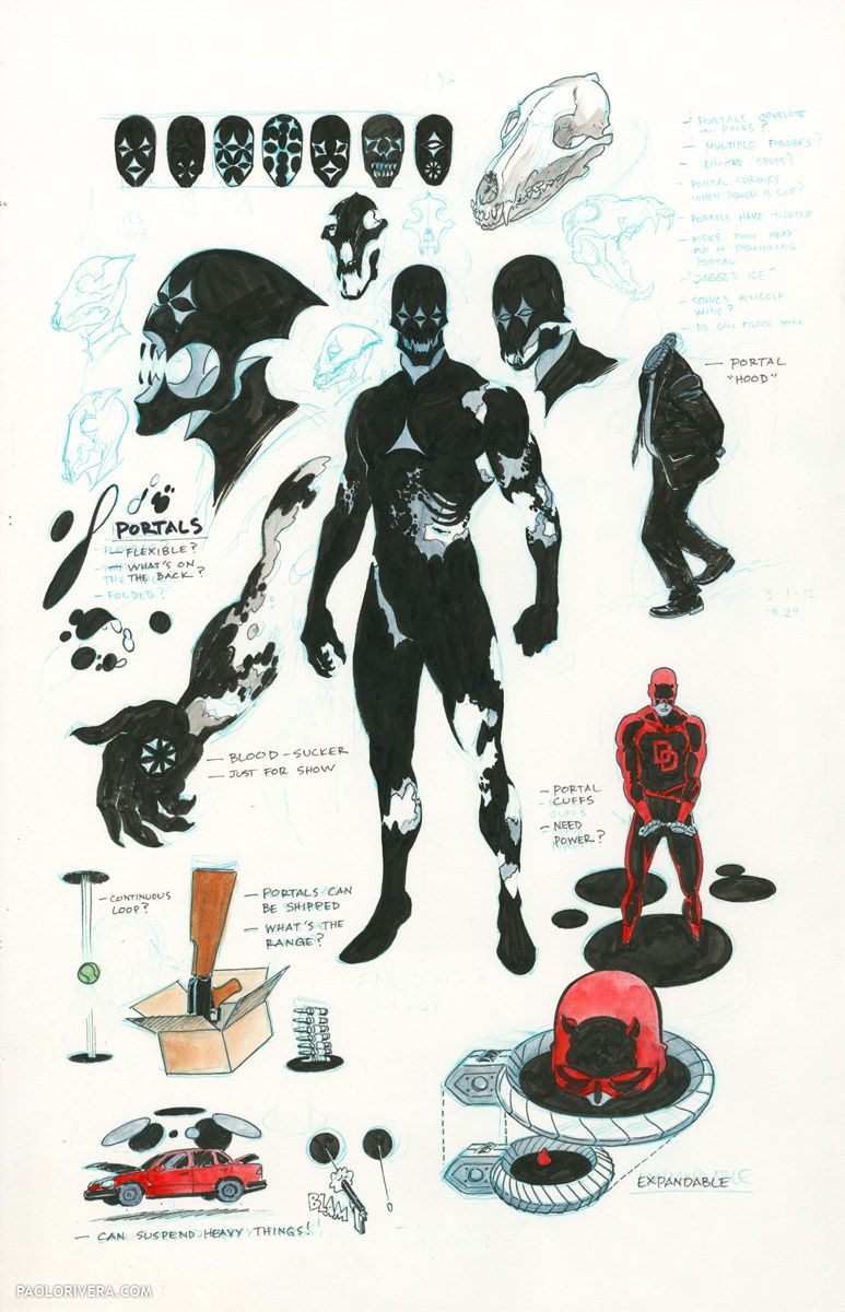 The Self-Absorbing Man: Devil in the Details - Coyote Studies