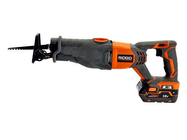12 Reciprocating Saws Go Head To Head Reciprocating Saw Ridgid Tools Tools