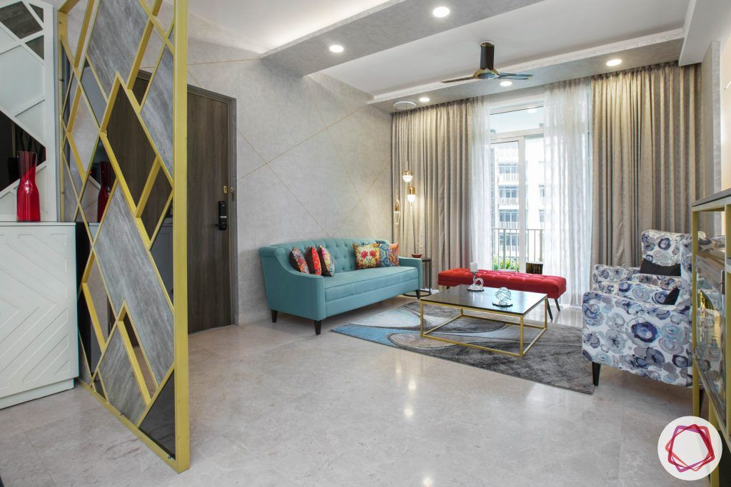 4bhk Home By The Best Interior Designers In Gurgaon