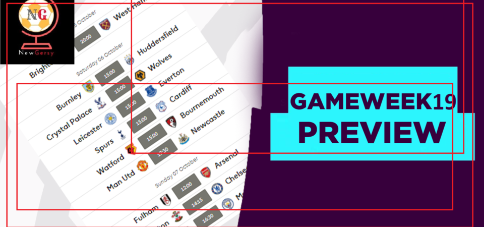 Premier League 2018 19 Table Latest Epl Fixtures Results And
