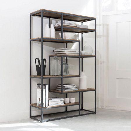Open boekenkast van hout - d-Bodhi Fendy | Vans