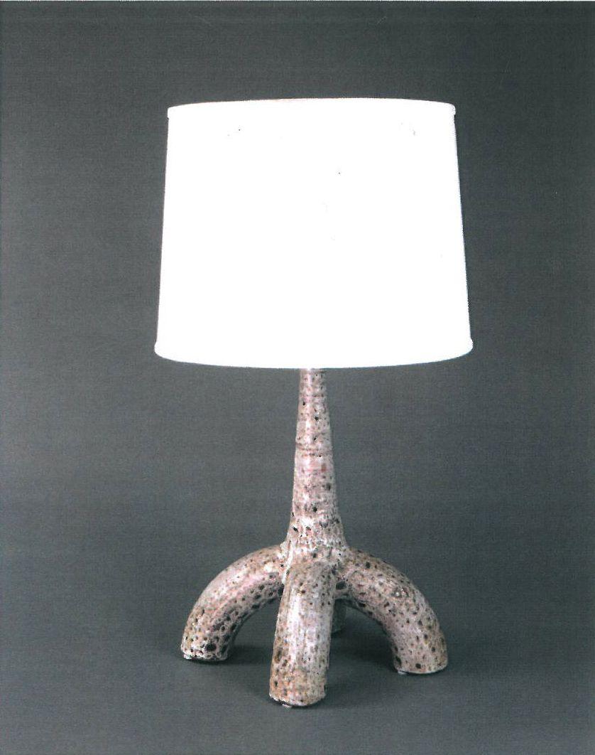 Vallauris Ceramic Lamp Glen Dooley Antiques