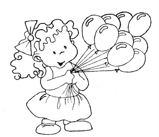 Balloon Girl wall murals ideas for baby and kids room Pinterest