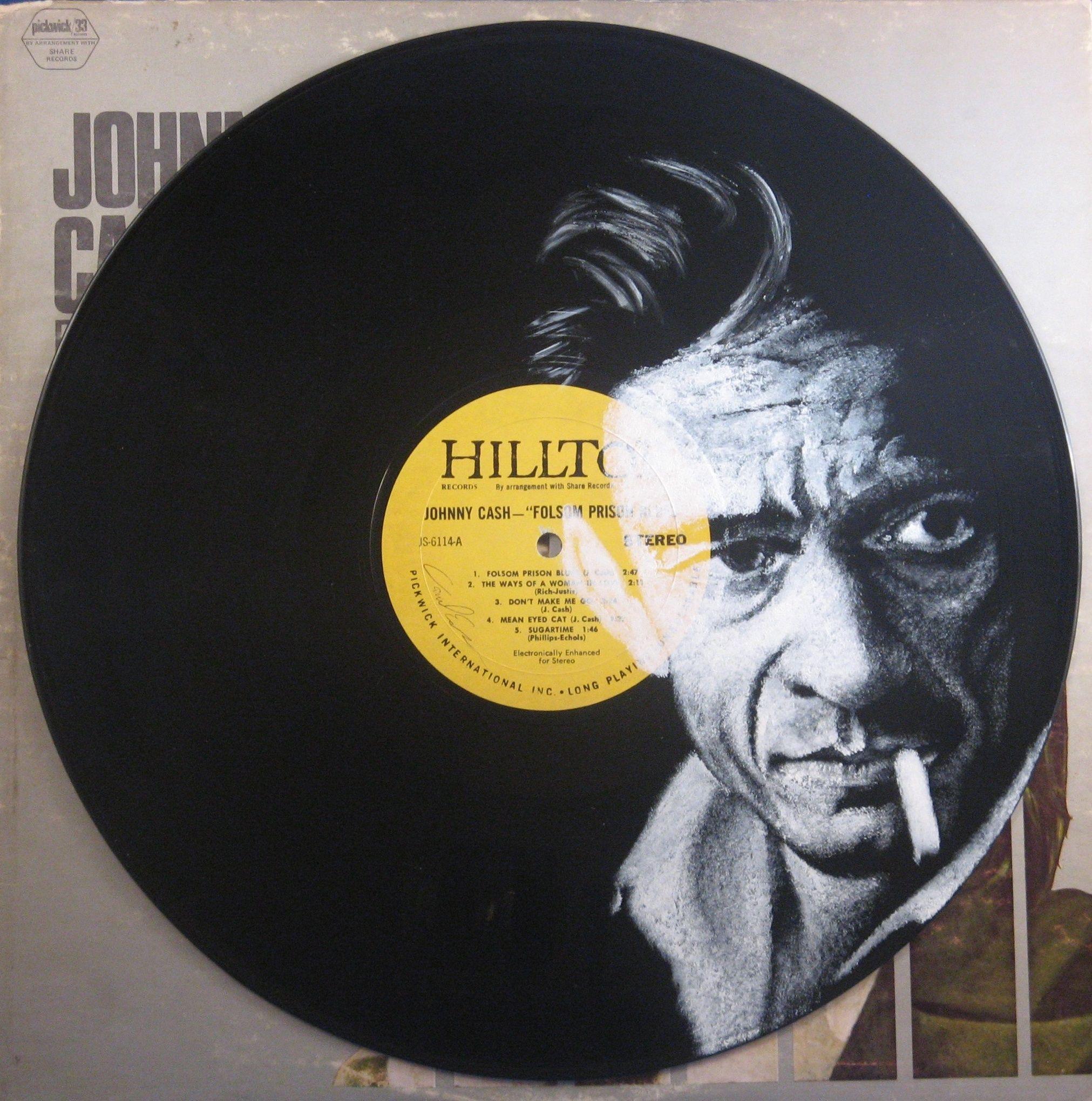 The Vinyl Art Of Daniel Edlen In Pictures Vinyl Record Art Record Albums Art Vinyl Art