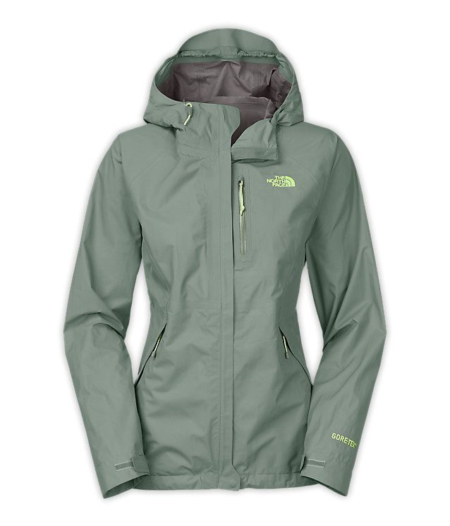 the north face women s dryzzle gore tex rain jacket 11 3oz head rh pinterest com