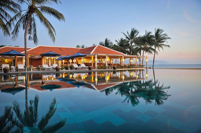 Rooms Suites At Evason Ana Mandara Hotel Ideally Located On A Mountain Backed Stretch Of Beach Yet Just Minutes From The Buzzy Town Nha Trang