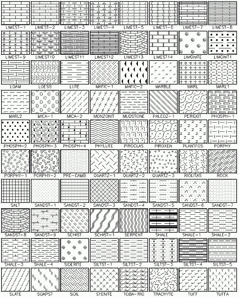 Free Marble Hatch Pattern For Autocad