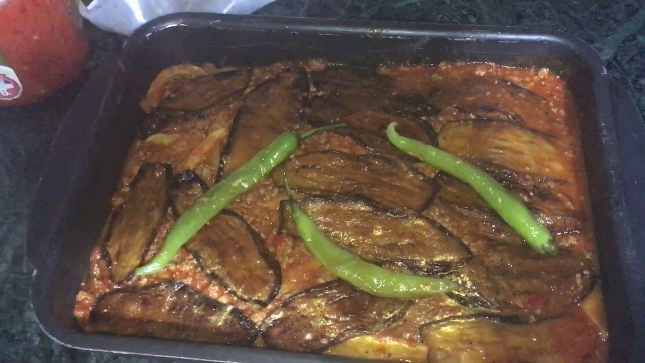 طريقة عمل المسقعة باللحمة المفرومة سهلة جدا وطعمه جدا ولذيذه اقسم بال Meat Food Beef