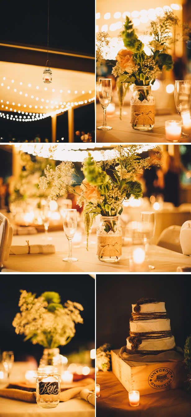 Glowing Sunset Fall Wedding in Florida WeddingWire The