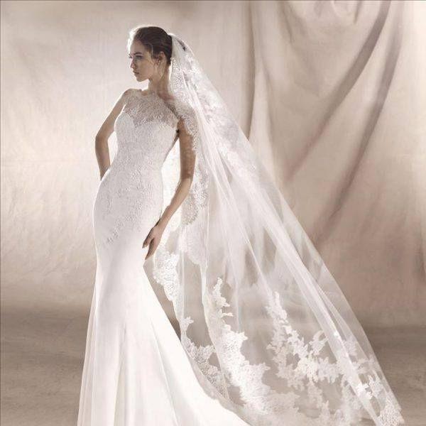 Pronovias Wedding Dress Style Saturn