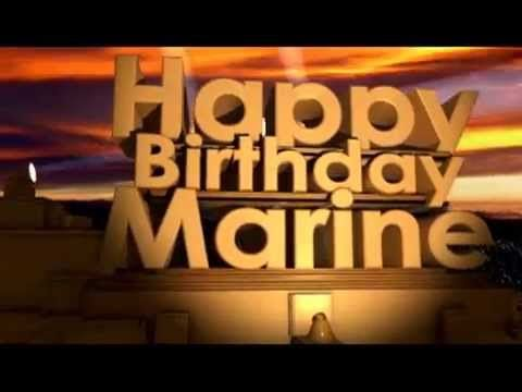 Happy Birthday Marine Images Google Search With Images Happy