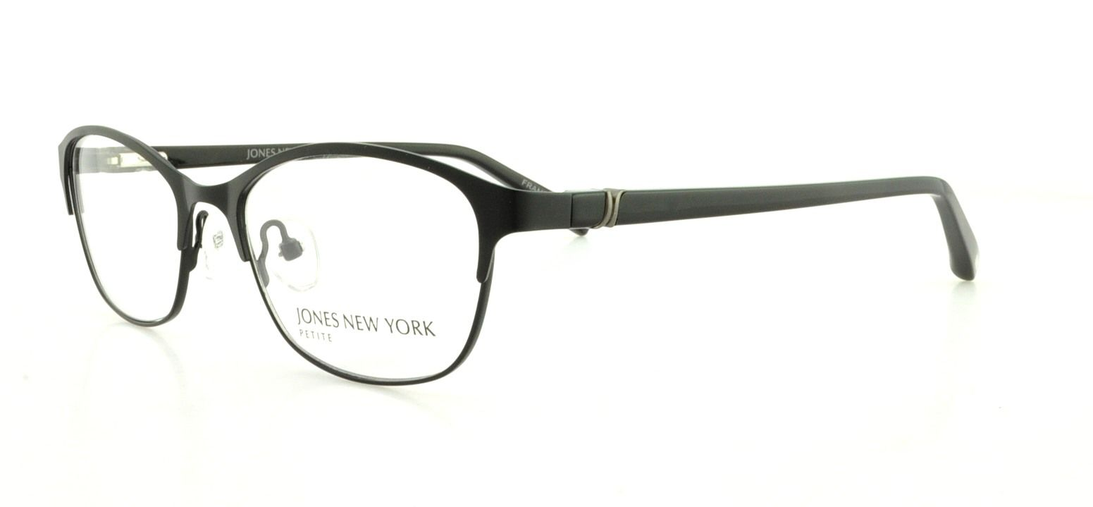 JONES NEW YORK Eyeglasses J138 Black