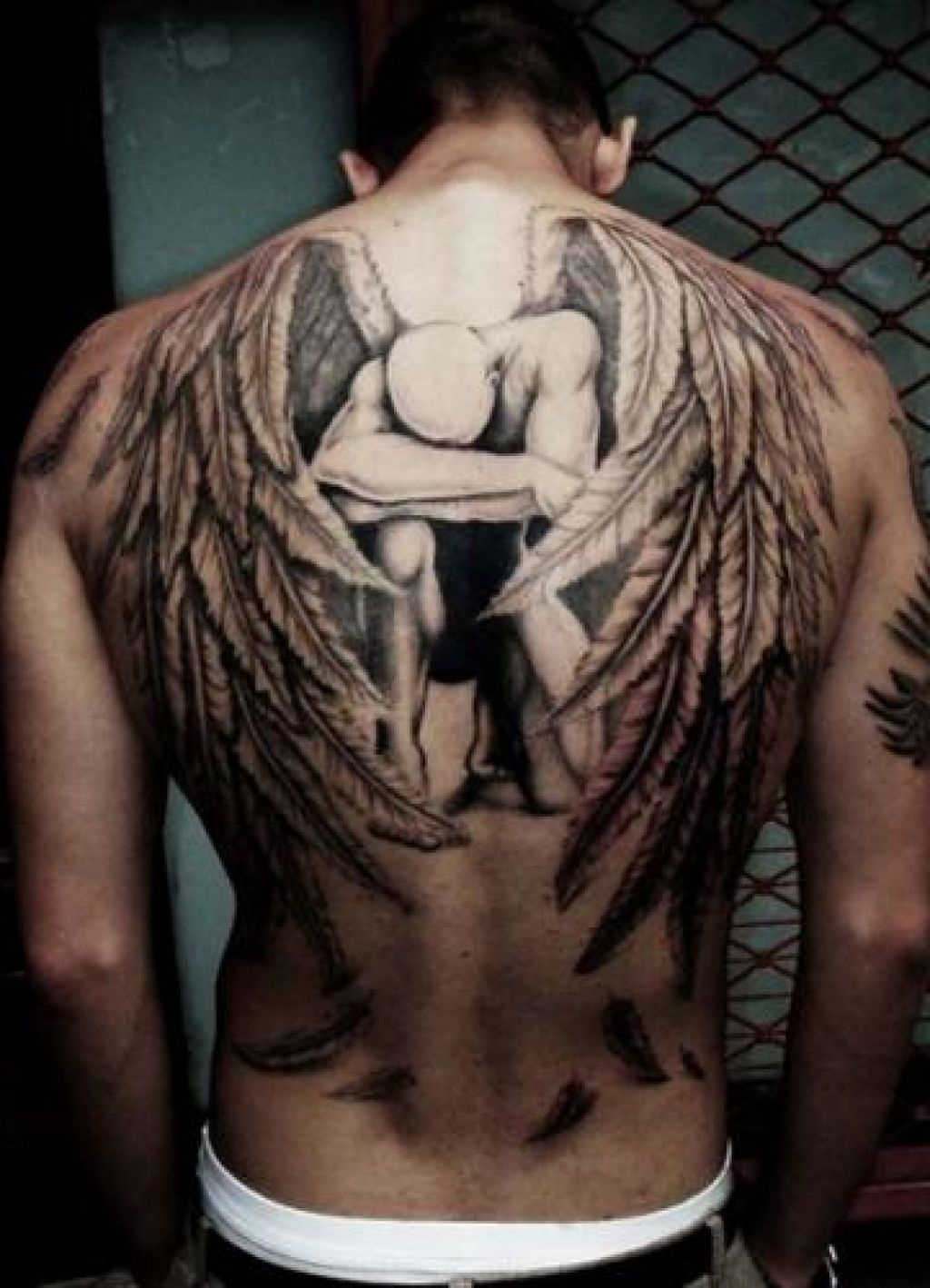 realistic angel wings drawing - Google Search | wings that send me ...