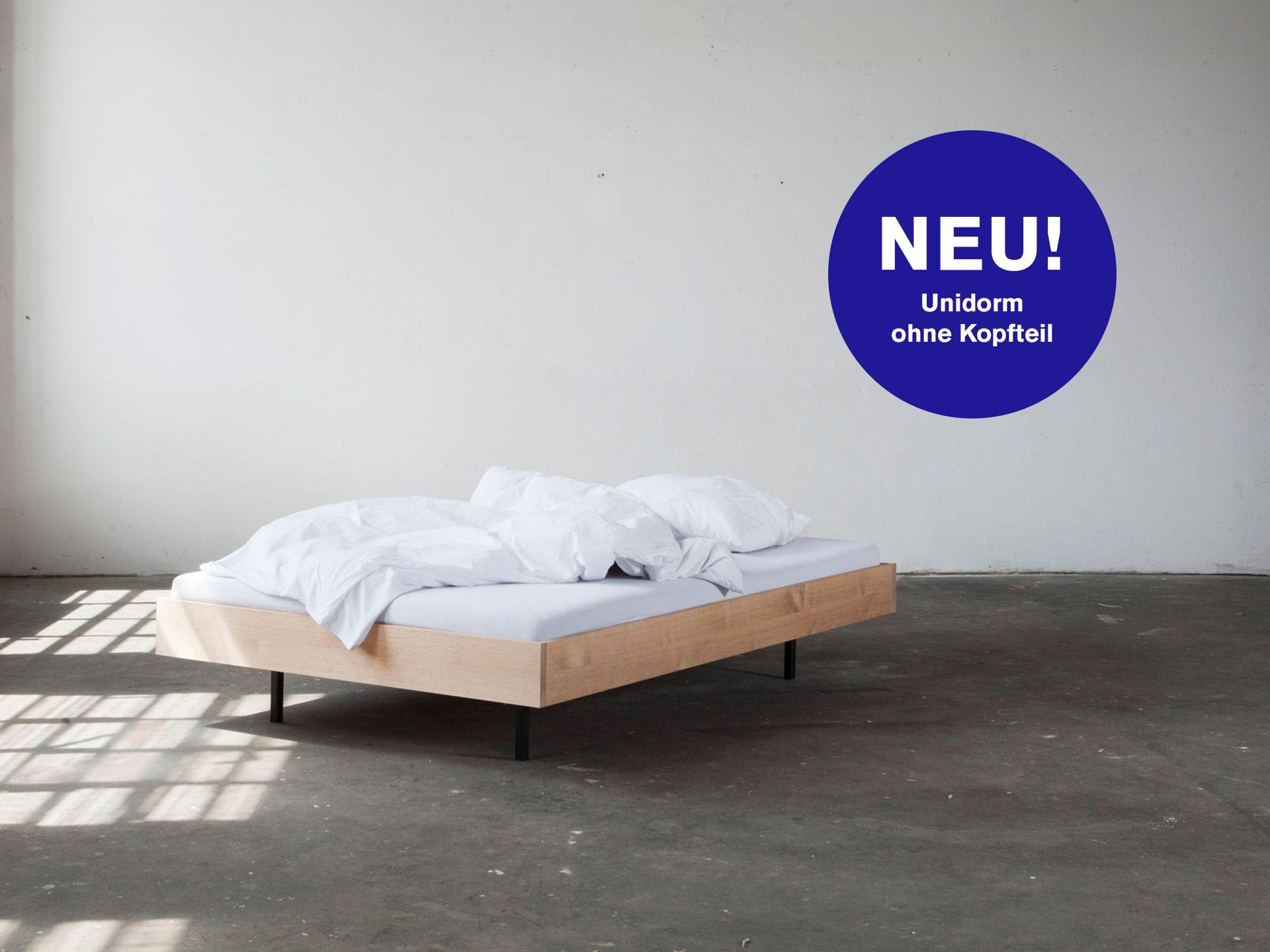 Http Bartmannberlin De Produkt Unidorm Ohne Kopfteil Kopfteil Kopf Bett
