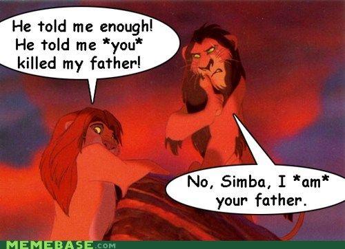Lion King Skywalker Lion King Meme Lion King Funny Lion King