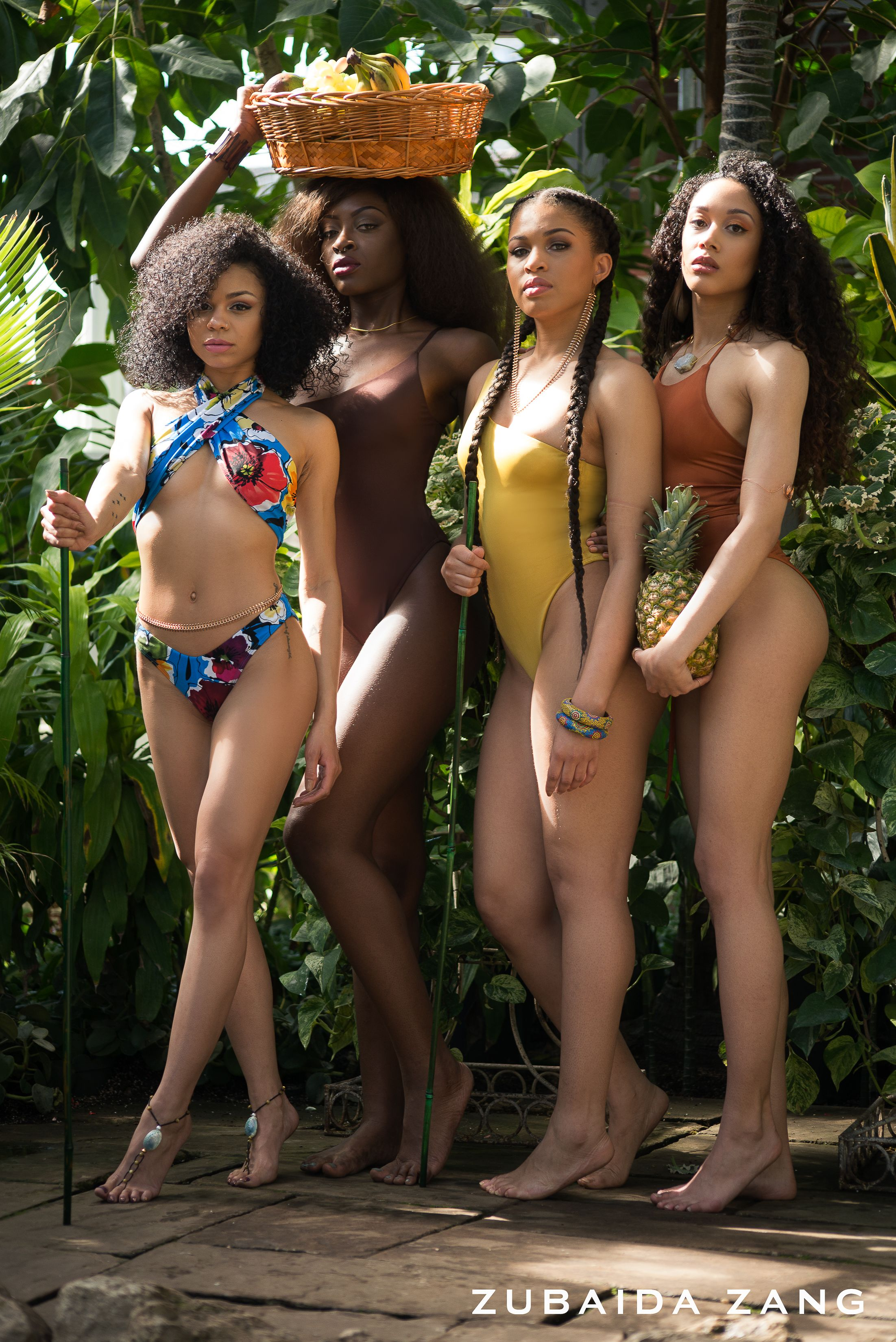 7a4f985b04 25 Designs From Black Women‐Owned Swimwear Lines to Try This Summer ...