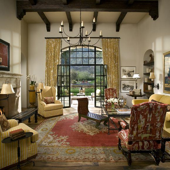 11 Tuscan Transitional Living Room Ideasinterior Design: Pin On INTERIORS