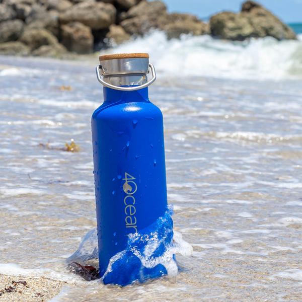 92b71d748a58 4Ocean Reusable Bottle - Blue
