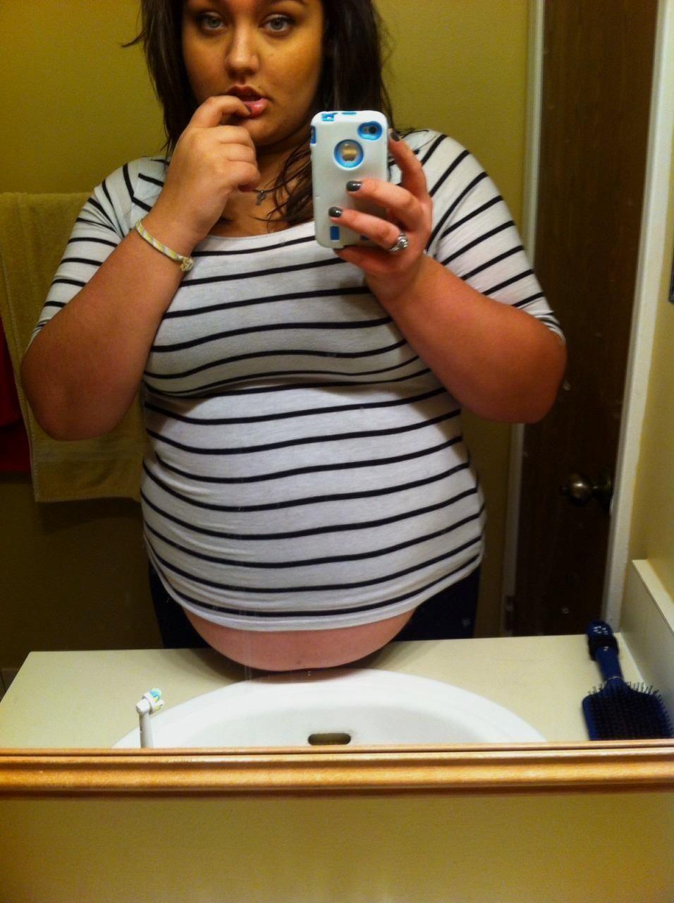 Fat Women Pregnancy Fun Stuff Fun Things