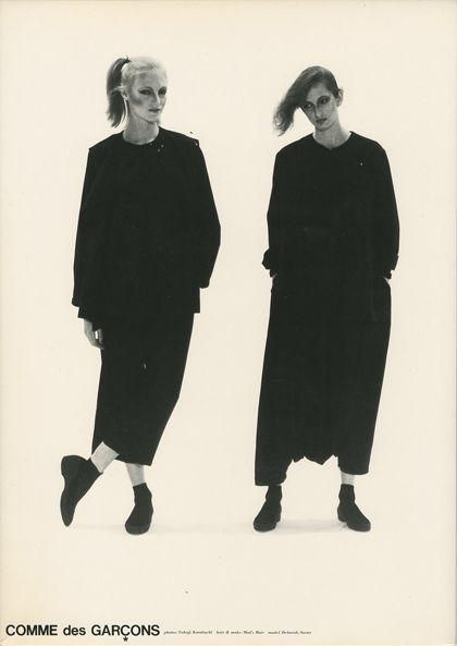Minimalist Fashion Design Japanese Designers Yohji Yamamoto Issey Miyake And R Anti Fashion Minimalist Fashion Comme Des Garcons