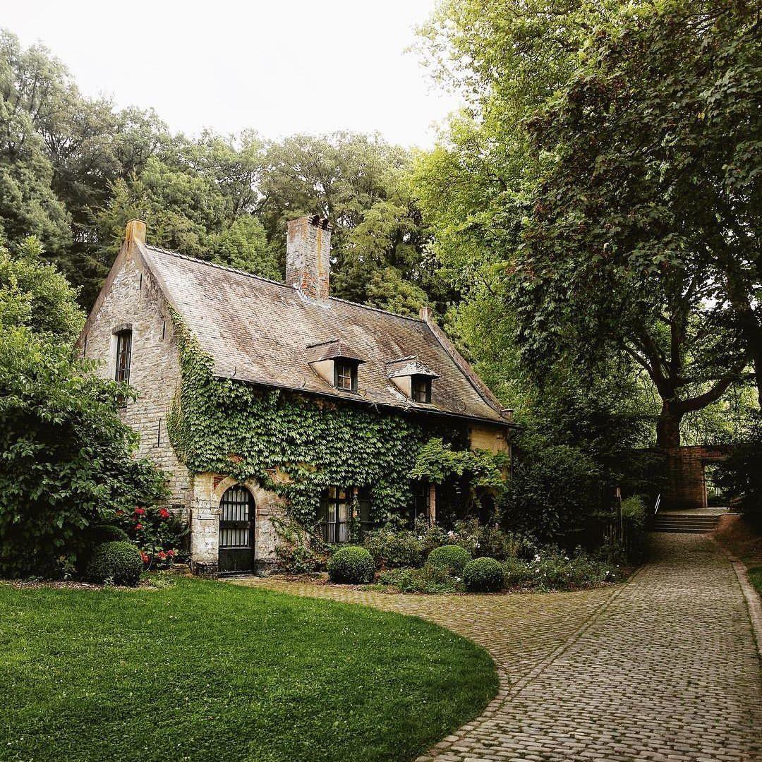 The Cottage Wren  Häuschens  Pinterest