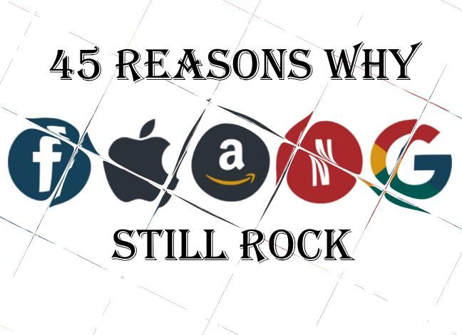 Faang Stocks 45 Reasons To Still Buy In Depth Analysis