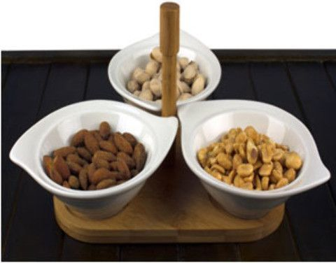 imperial home dipping and sauce bowl set Case of 8