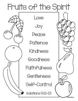 Fruit Of The Spirit Patience Fruit Of The Spirit Patience