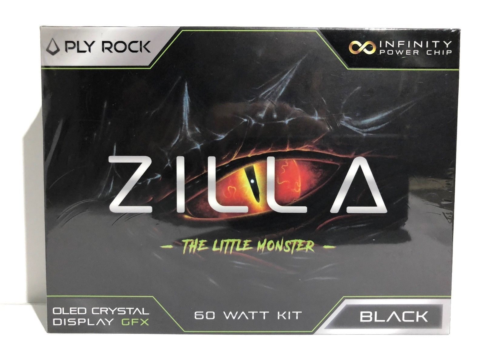 Ply Rock Zilla 60W Kit (Authentic) (eBay Link) | Gadgets and
