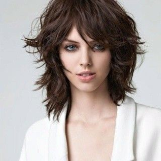 Curly Hair Styles Medium Hairstyles Haircut