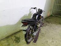 CONEXÃO PASSIRA: POLICIAIS MILITARES RECUPERAM MOTOCICLETA ROUBADA ...