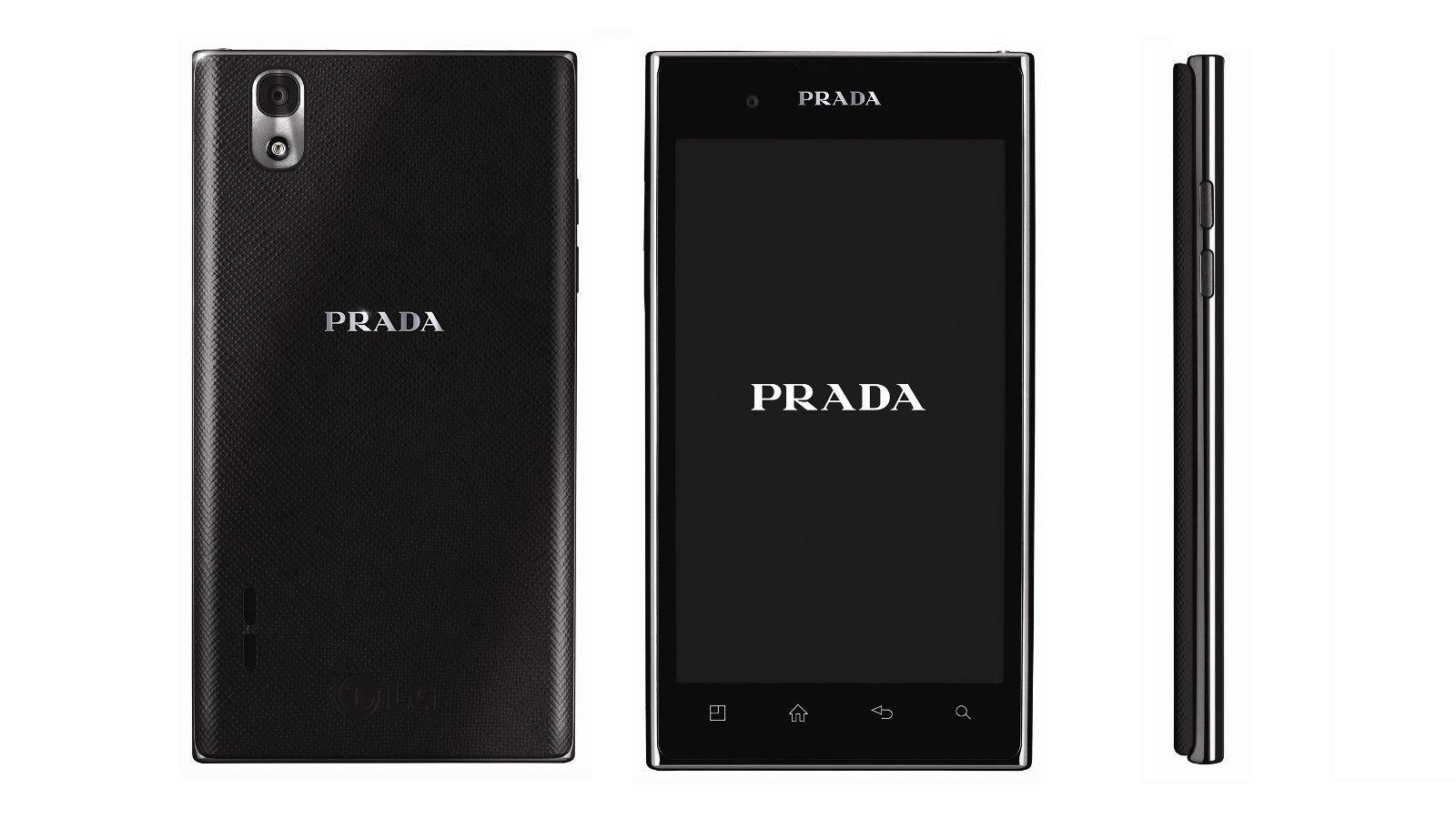 PRADA phone by LG 3.0 Mobile Phone news and reviews
