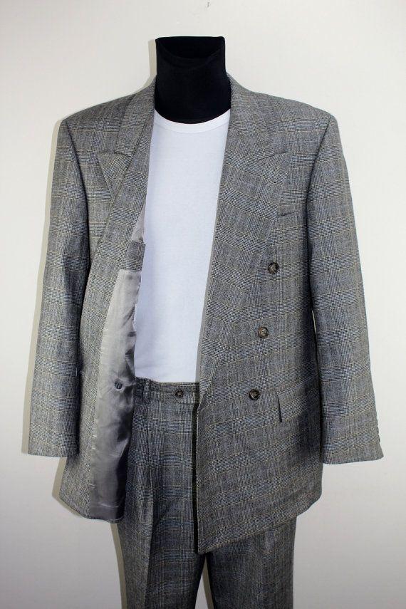 official photos 2f689 e43a2 HUGO BOSS Vintage Komplett Anzug Second Hand Mode Perfekter ...