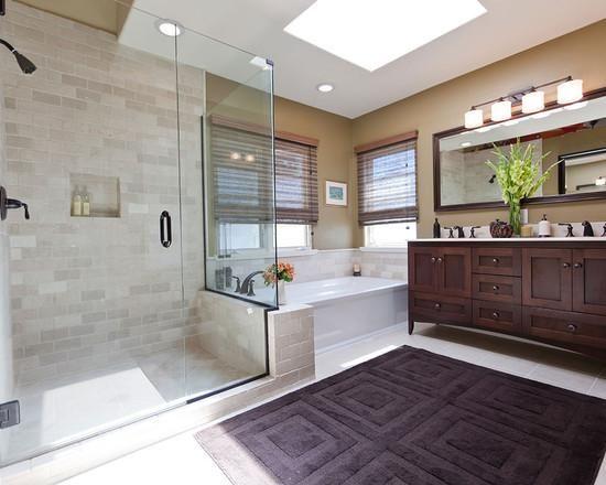 average cost for renovating bathroom shower kitchen average