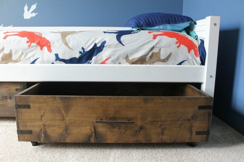 Under Bed Storage DIY: How to Make Your Own images