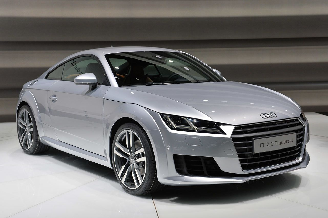 Audi TT Geneva Photo Gallery Geneva Small Sports - Small sports cars 2015