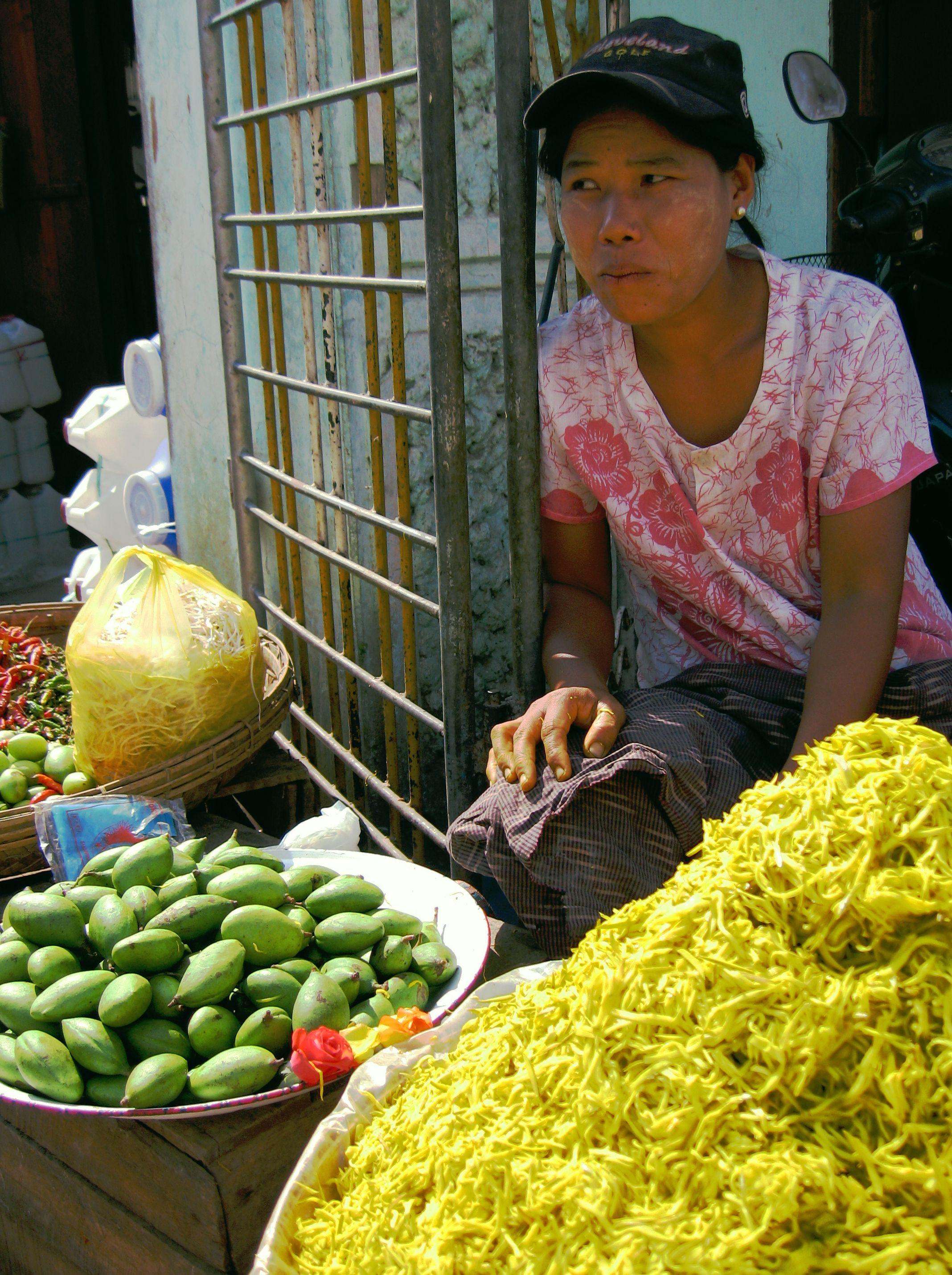 Burma Market