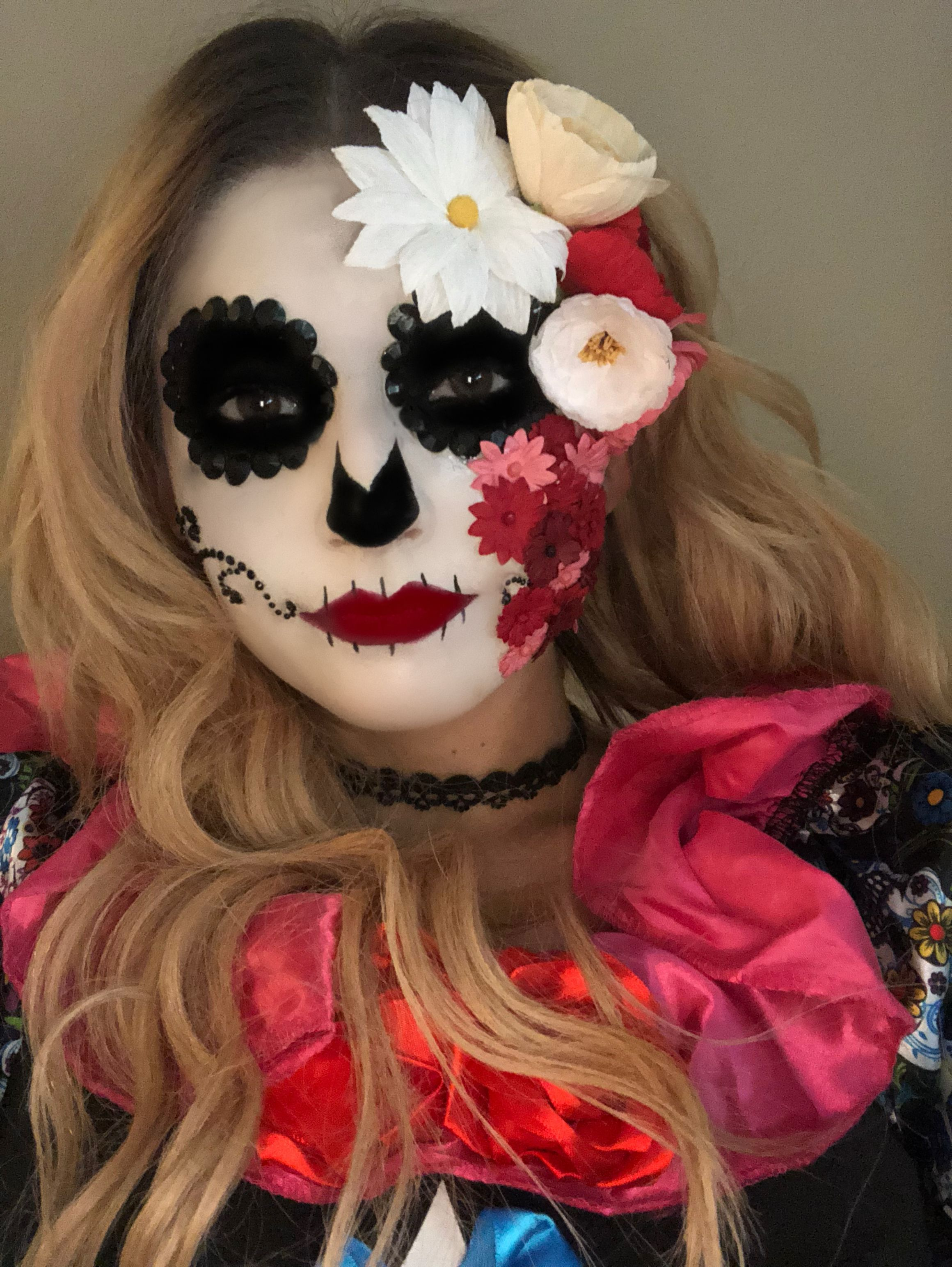 Sugar Skull Makeup Skull Makeup Sugar Skull Makeup Makeup Forever